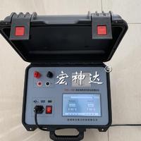 智能高精度回路電阻測試儀