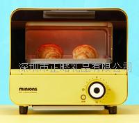 神偷奶爸小黄人电烤箱