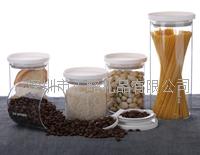 美诺高硼硅玻璃密封罐 五件套 GS178-B