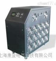 智能蓄电池充放电一体机