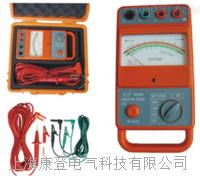KD2675D指针绝缘电阻表
