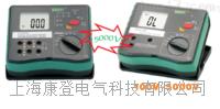 DY5106 數字式絕緣電阻測試儀 DY5106