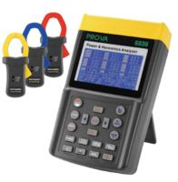PROVA-6830/+6802 1000A电力谐波分析仪