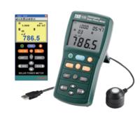 TES-132 太阳能功率表(记录型) TES-132