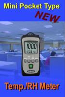 TM-730 口袋型温湿度表 TM-730