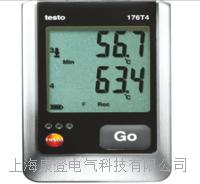 -温度记录仪 testo176T4