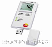 温度记录仪 testo184T1-USB型