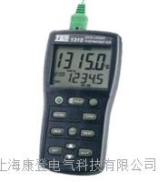 单通道数字温度表 TES-1310