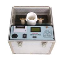 ZSJY-80D绝缘油耐压测试仪 ZSJY-80D