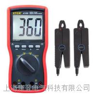 ETCR4100双钳数字相位表