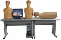 智能化心肺檢查和腹部檢查教學系統(網絡版) (學生實驗機)