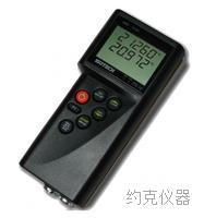 雙通道手持式測溫儀