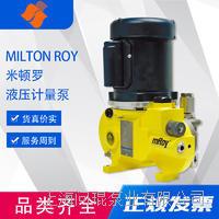 液压计量加药泵 MRA11-E10N1CPP 耐酸碱腐蚀泵