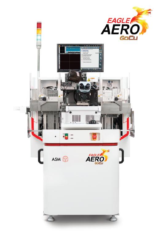 ASM邦定機焊線機EagleAero