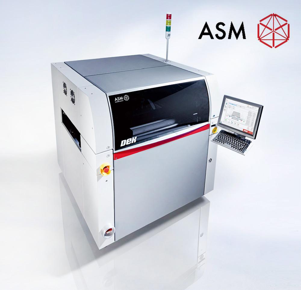 DEK印刷機NeoHorizon03iX