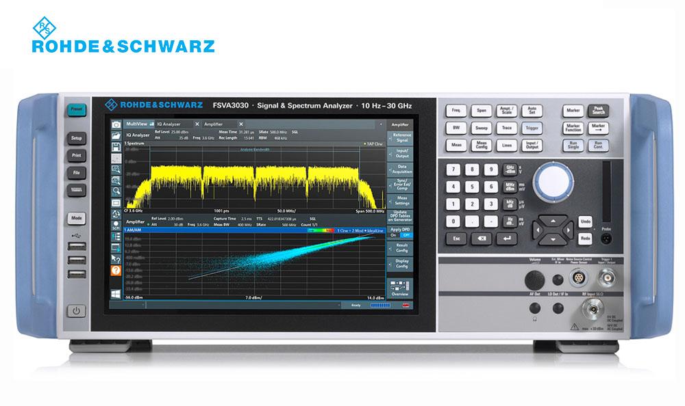 信號與頻譜分析儀