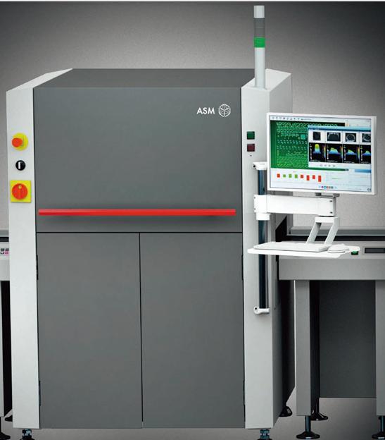 ASM 3D錫膏測厚儀ProcessLens
