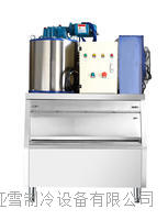 德兰雪300公斤商用片冰机