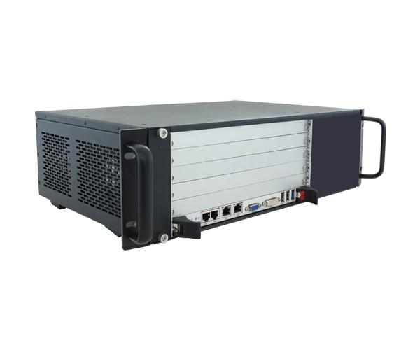 PXI主板工業機箱 CPCIC-7606A(ATX電源版)3U6槽
