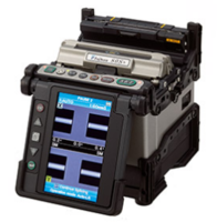 Fujikura 80S+纤芯对准单芯光纤熔接机