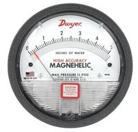 德威尔Dwyer企业 Magnehelic 2000系列微差压表