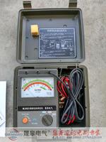 500V高压绝缘电阻测试仪 500V