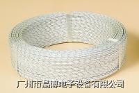 德國ABB白色玻璃纖維K型熱電偶線