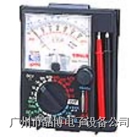 指針萬用表|日本SANWA三和萬用表SP18D