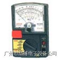 萬用表|SANWA三和指針萬用表DM1008S