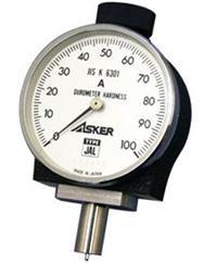 ASKER硬度計|硬度計ASKER C1L