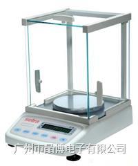 美國西特SETRA電子秤BL500F高精度500g/0.001g千分之一電子天平 BL-500F