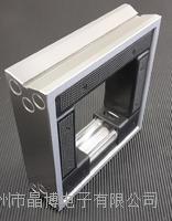 磁性水平儀框式磁性水準器ROCKLE 德國原裝4243/150/200/300