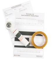 Elcometer 142 ISO 8502-3 灰塵測試帶套裝