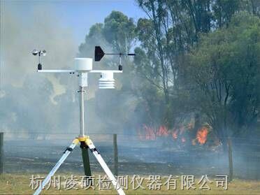 森林防火预警站