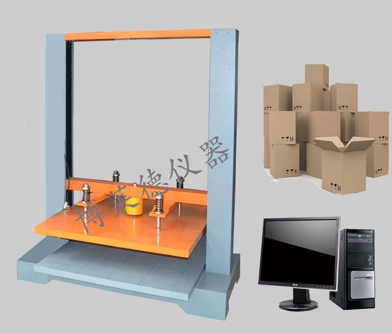 電腦式紙箱抗壓強度試驗機