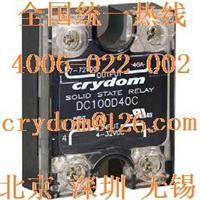 大功率直流固态继电器型号DC100D森萨塔Crydom进口SSR DC100D100
