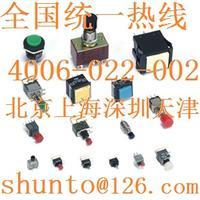 自锁按键开关厂家MB-2461进口按钮开关型号MB2461E1W01现货NKK Switches MB2461E1W01