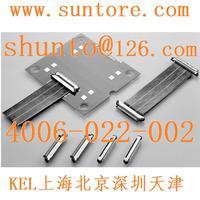 0.5mm间距日本KEL连接器SSL00-10L3极细同轴电缆连接器