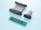 日本KEL扁平电缆连接器 8825E-020-175-F