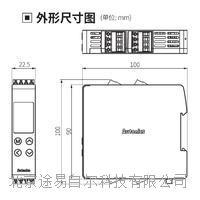韩国Autonics温控器TR1D-14RN