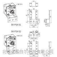 数字显示Autonics气体压力传感器PSK2-C01CN2
