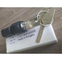 德国RAFI钥匙开关锁型号1.10.118.814