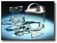 紫外线防护面罩 紫外线防护眼镜及面罩
