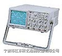 台湾固纬类比示波器 GOS-6030