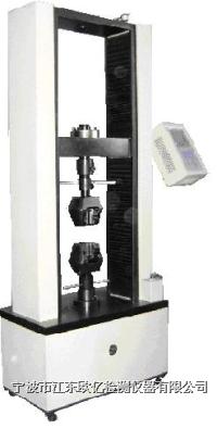 液晶屏显式电子拉力试验机 we-10p