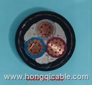 防爆电缆,1A-CKWDZ海上石油平台用电缆