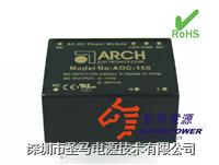 AC/DC单路输出的电源模块AOC-24S--圣马电源专业代理进口电源