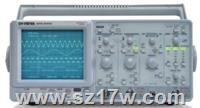 GOS-6200固纬示波器 GOS-6200    参数  价格   说明书