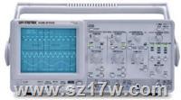 GOS-6103C  100MHz频宽双通道模拟示波器 GOS-6103C 参数  价格  说明书