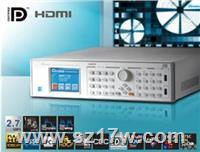 視頻信號圖形產生器 2233  說明、參數